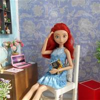 Одна локация - три куклы