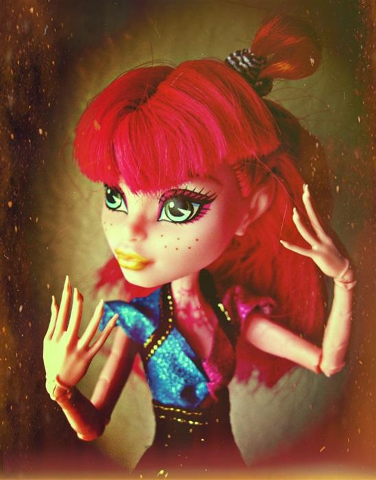 Кукла Мохини (Вирупакша)