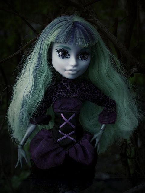 Кукла Ундина