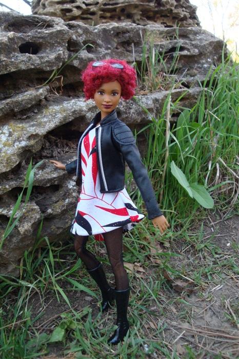 Кукла Жанин