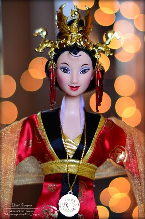 Кукла Фа Мулан