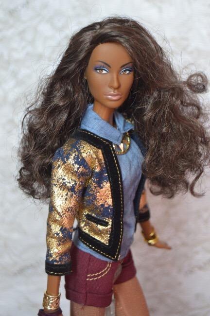 Кукла Trish