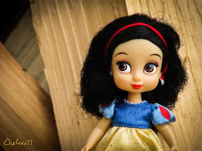 Кукла Disney Animators' Collection Mini Doll Gift Set - 5''---