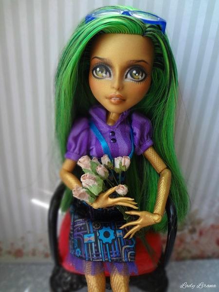 Кукла Канья Полоз
