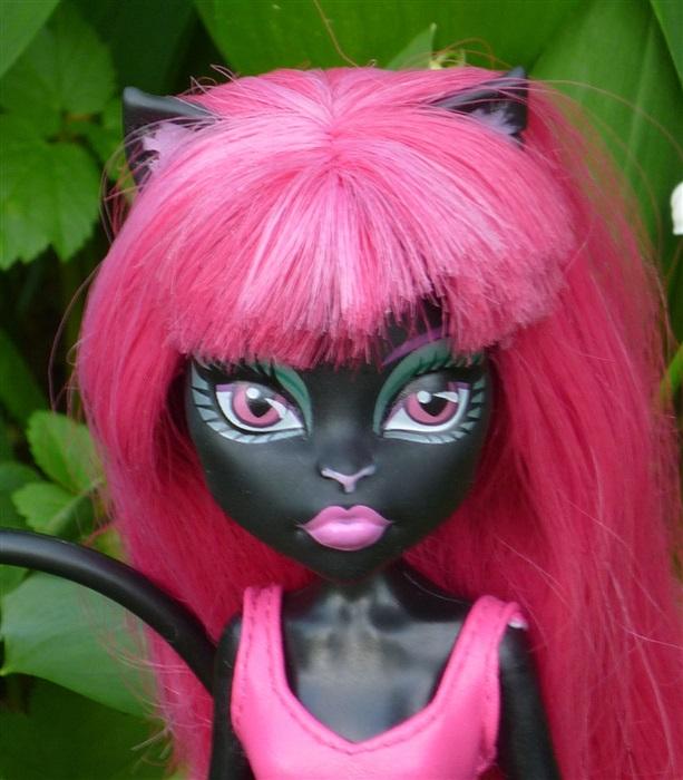 Кукла Багира Нуар