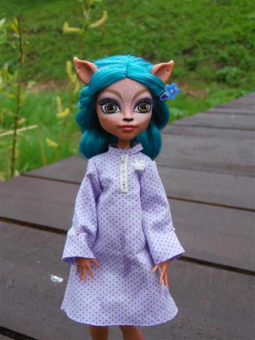 Кукла Лютик