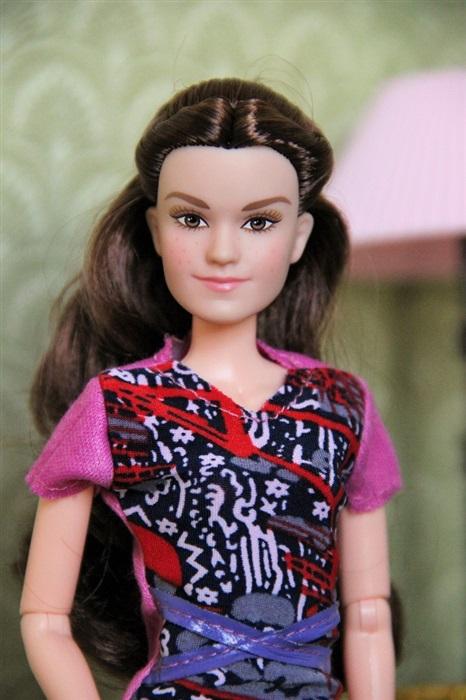 Кукла Миллисент (Милли) Кларк