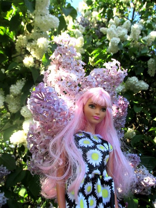 Кукла Пинк (Пегги ОХара)