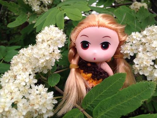 Кукла Сесиль
