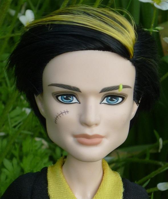 Кукла Джейф