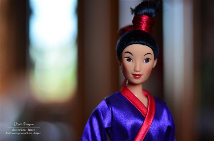 Кукла Пинг