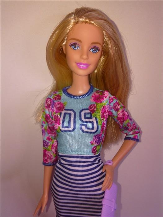 Кукла Barbie Fashionistas