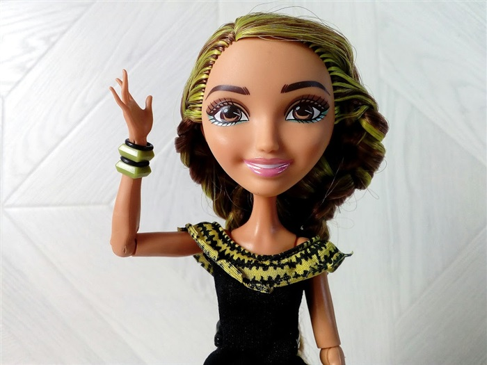 Кукла Евгения (Женя)