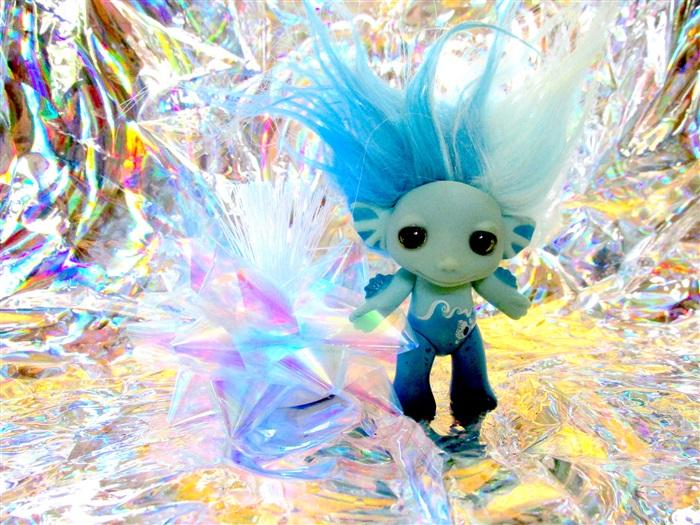 Кукла Водяной