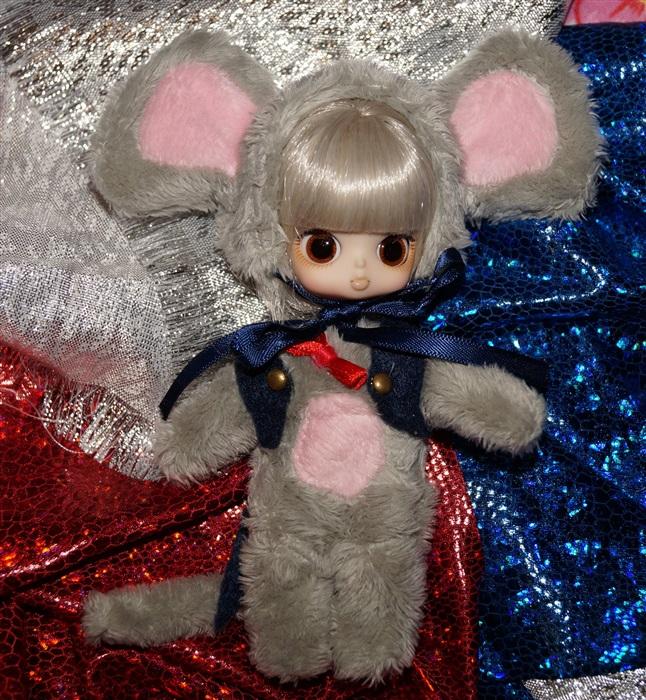 Кукла Мышка