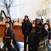 КУКЛОВСТРЕЧА во ВЛАДИВОСТОКЕ 03/09/17 Ч.1: Экспозиции