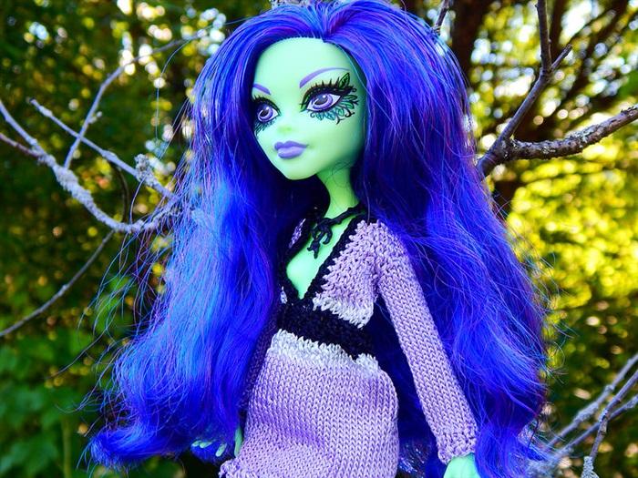 Кукла Малия