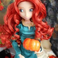 Halloween-style