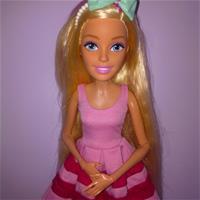 Endless hair kingdom Barbie 17 inches