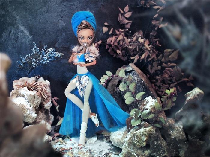 Кукла Шани
