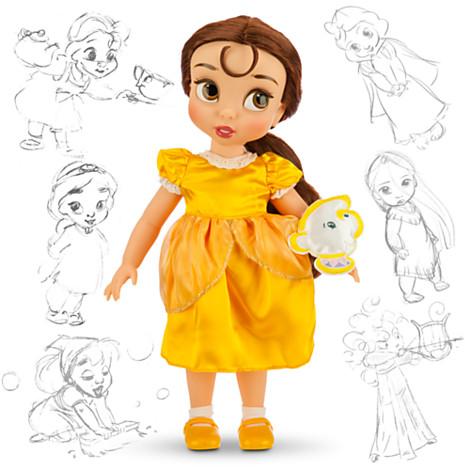 Кукла Disney Animators' Collection Belle Doll - 16''---