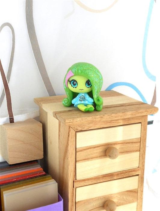 Кукла Венера МакФлайтрап Candy