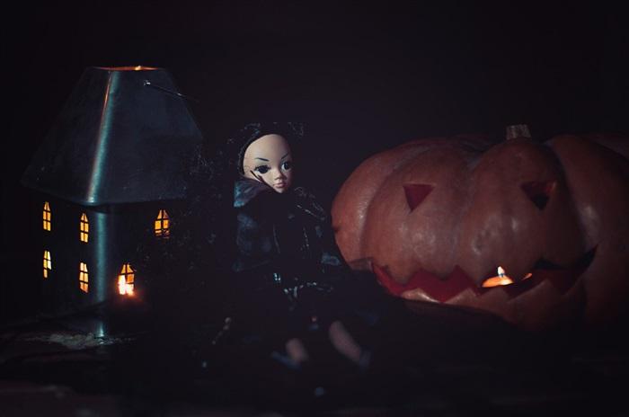 Хэллоуин!