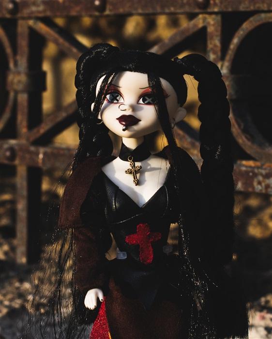 Кукла Шторм