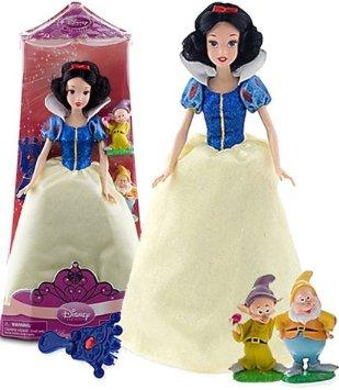 Кукла Snow White 2010