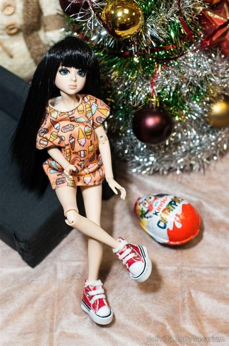 Кукла Миленка