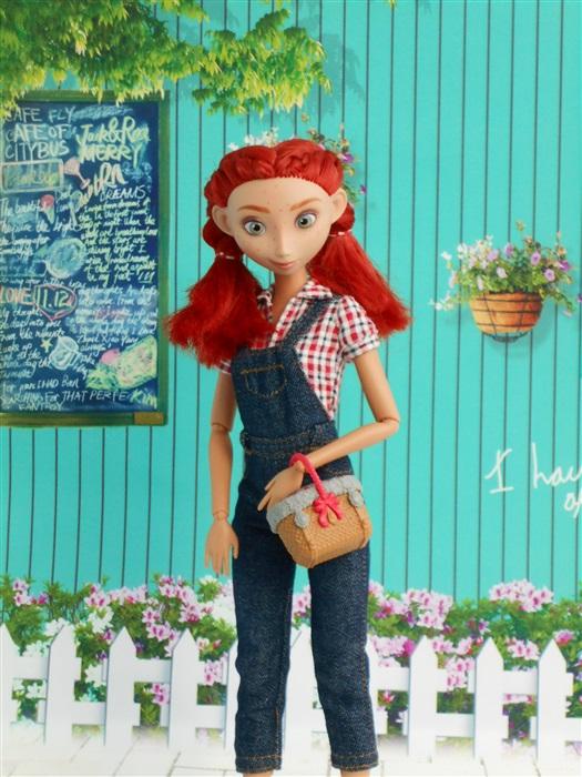 Кукла Лаура Данброх