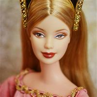 Princess of England Barbie