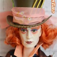 Mad Hatter Disney Film Collection Doll (Jakks Pacific)