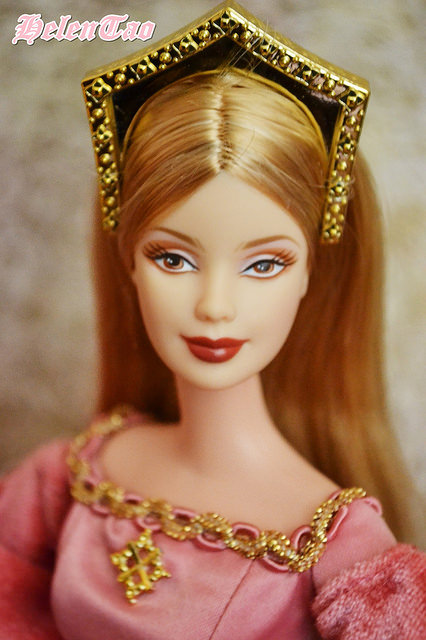 Кукла Princess of England Barbie