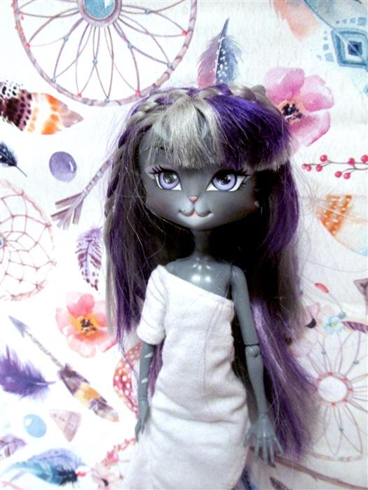 Кукла Дымка