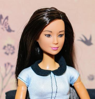 Кукла Азиатка