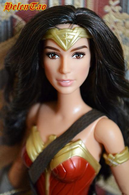 Кукла Wonder Woman Barbie