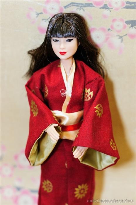 Кукла Хидеко