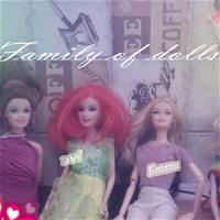 Family of dolls
