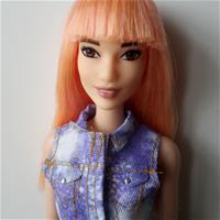 Barbie Fashionistas #60 Patchwork Denim