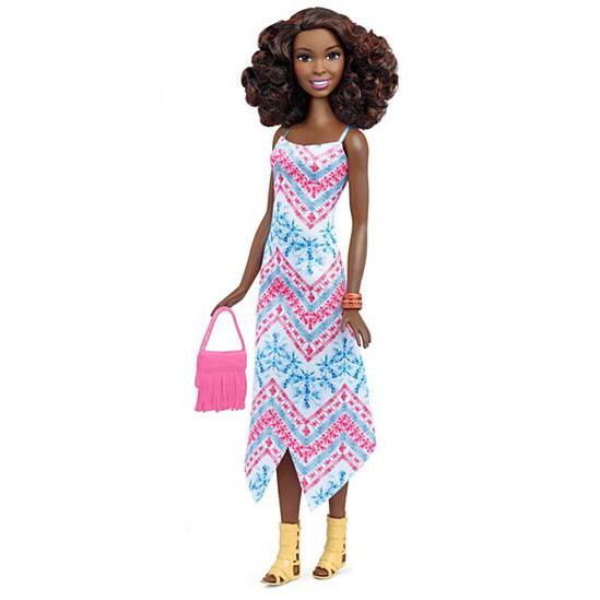 Barbie Fashionistas №45