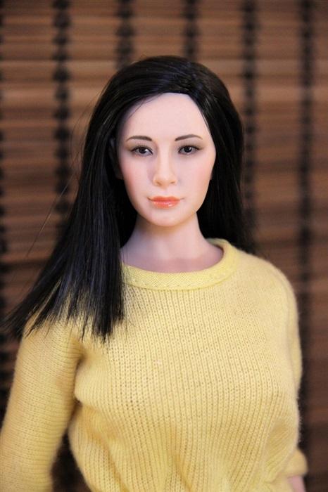 Кукла Лиза Ву