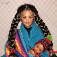 Peruvian Barbie 1998