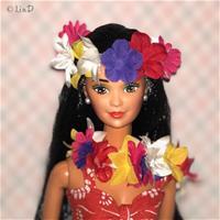 Polynesian Barbie 1994