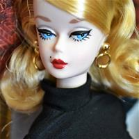 Silkstone: первый взгляд - Barbie Classic Camel Coat