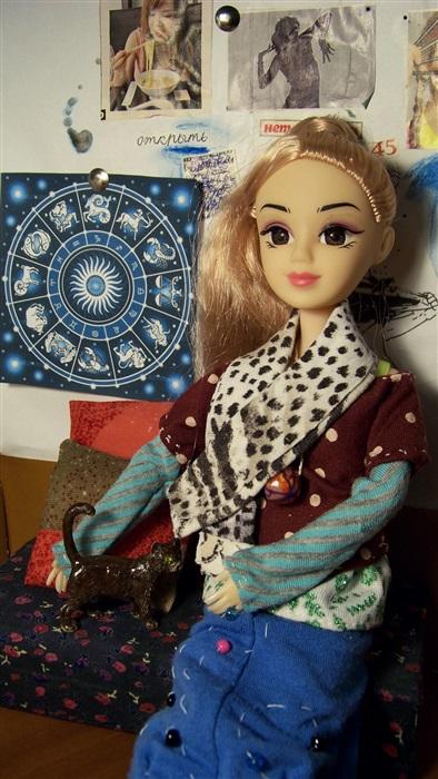 Кукла Либуше