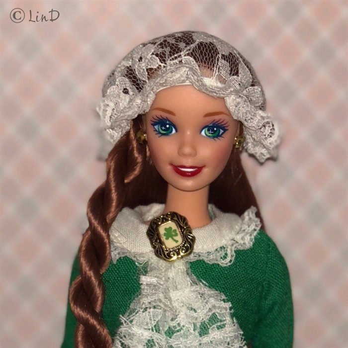 Кукла Айриш МакБирн (Irish McByrne)