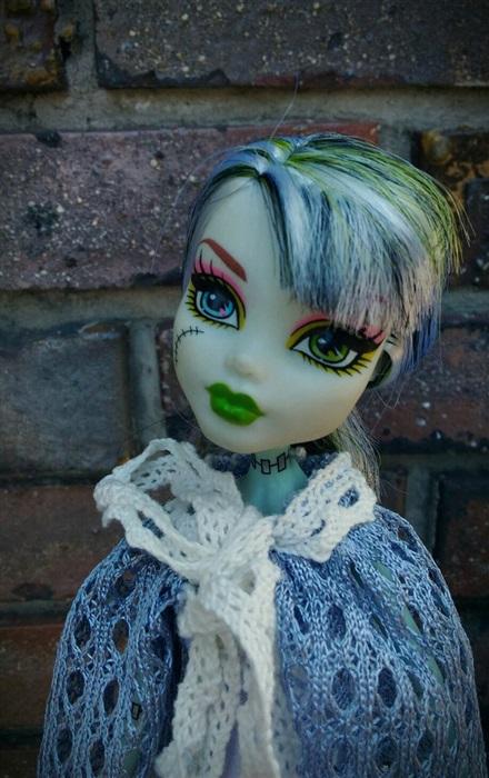 Кукла Саломея
