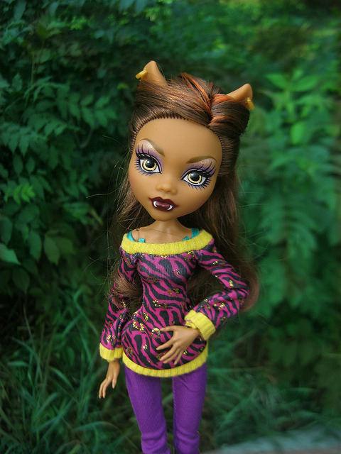 Кукла Эмбер
