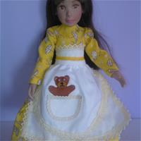LeeAnn doll byDenis Bastien